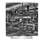 Old Climax No 4 Shower Curtain