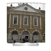 Old Exchange And Customs House Charleston South Carolina Shower Curtain