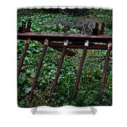 Old Farm Machinery - Series II Shower Curtain