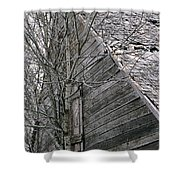 Old Farmhouse I I Shower Curtain