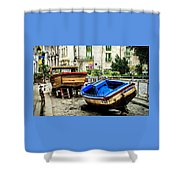 Old Havana Shower Curtain