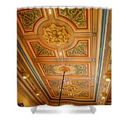 Old House Of Delegates Room Of The Maryland State House Shower Curtain