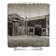 Old Ingalls II Shower Curtain