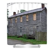 Old Kentucky Home Shower Curtain