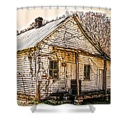 Old Kentucky Store Long Gone Shower Curtain