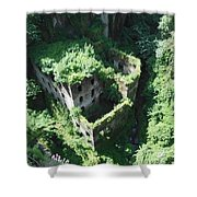 Old Mill Of Sorrento Shower Curtain