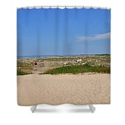 Old Mission 2005 Shower Curtain
