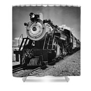 Old Number 90 Coming Home Shower Curtain