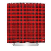 Old Scottish Cage Shower Curtain