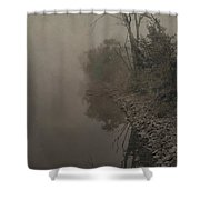 Old Soul Shower Curtain