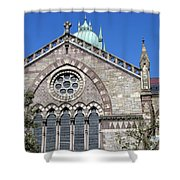 Old South Church Shower Curtain
