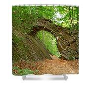 Old Stone Bridge  Shower Curtain
