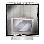Old Television Shower Curtain