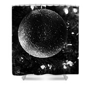 Old Time Christmas Shower Curtain