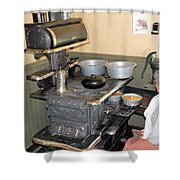 Old Time Cooking 7940 Shower Curtain