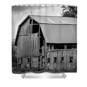 Old Timer II Shower Curtain