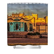 Old Town Emporium Shower Curtain