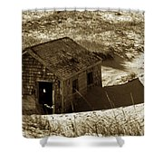 Old Tyme Cape Cod Shower Curtain