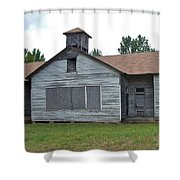 Old Virginia Church Shower Curtain