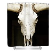 Old West Shower Curtain