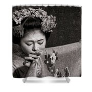Old World Tradition Shower Curtain