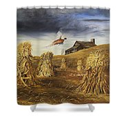 Olden Days Shower Curtain