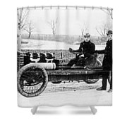 Oldfield & Ford, 1902 Shower Curtain