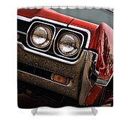 Olds 442 - 1966 Shower Curtain