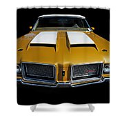 Oldsmobile 442 Shower Curtain