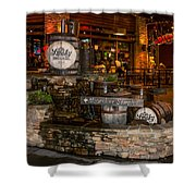 Ole Smoky Tennessee Moonshine Holler Shower Curtain