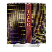 Oliver Twisted Shower Curtain