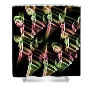 Olympic Ambition Shower Curtain
