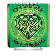 O'malley Soul Of Ireland Shower Curtain