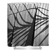 Ombres Shower Curtain