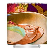 On Display Antique Store 1 Shower Curtain