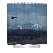On Final Shower Curtain