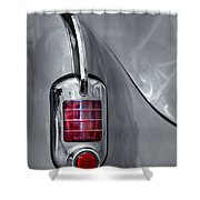 On Reflection - Sc Shower Curtain