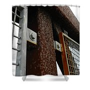 On The Riverfront 4 Shower Curtain