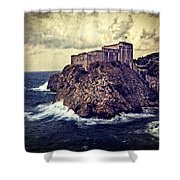 On The Rock - Dubrovnik Shower Curtain