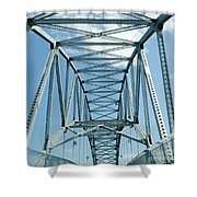 On The Way To Cape Cod Shower Curtain