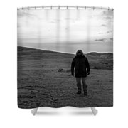 On Top Shower Curtain