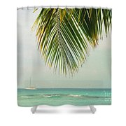 On Your Horizon  Shower Curtain
