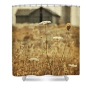 Once Upon A Memory Shower Curtain
