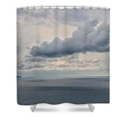 Once Upon A Storm Shower Curtain