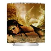 Ondine Shower Curtain