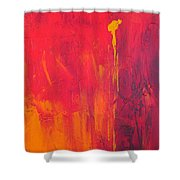 One Big Coverup Shower Curtain