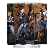 One Flew South Shower Curtain