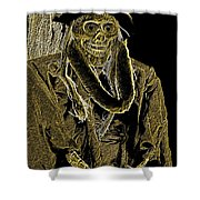 One Hallow's Eve Shower Curtain