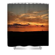 One More For The Books Shower Curtain