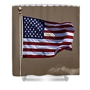 One Nation Shower Curtain
